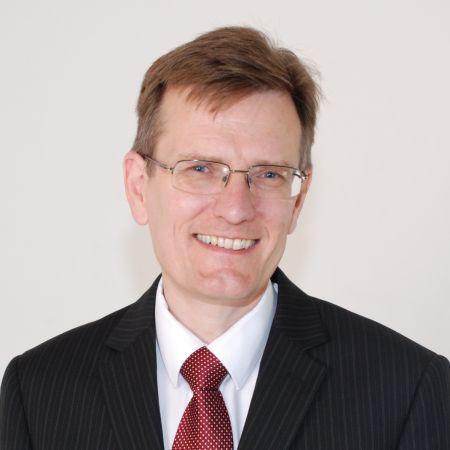 Professor Andrew Hunter profile shot