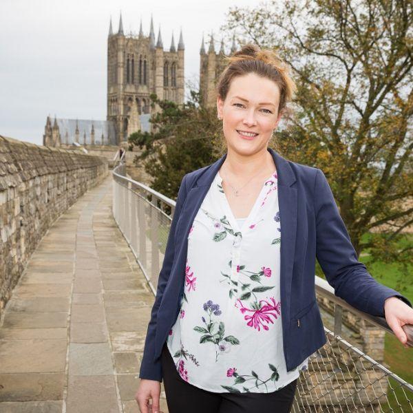 Charlotte Goy profile shot