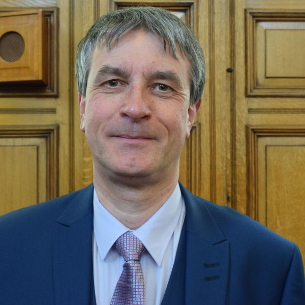 Cllr Philip Jacson profile shot