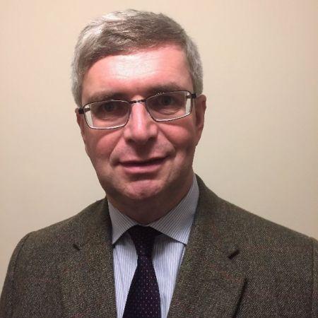 Martin Collison profile shot
