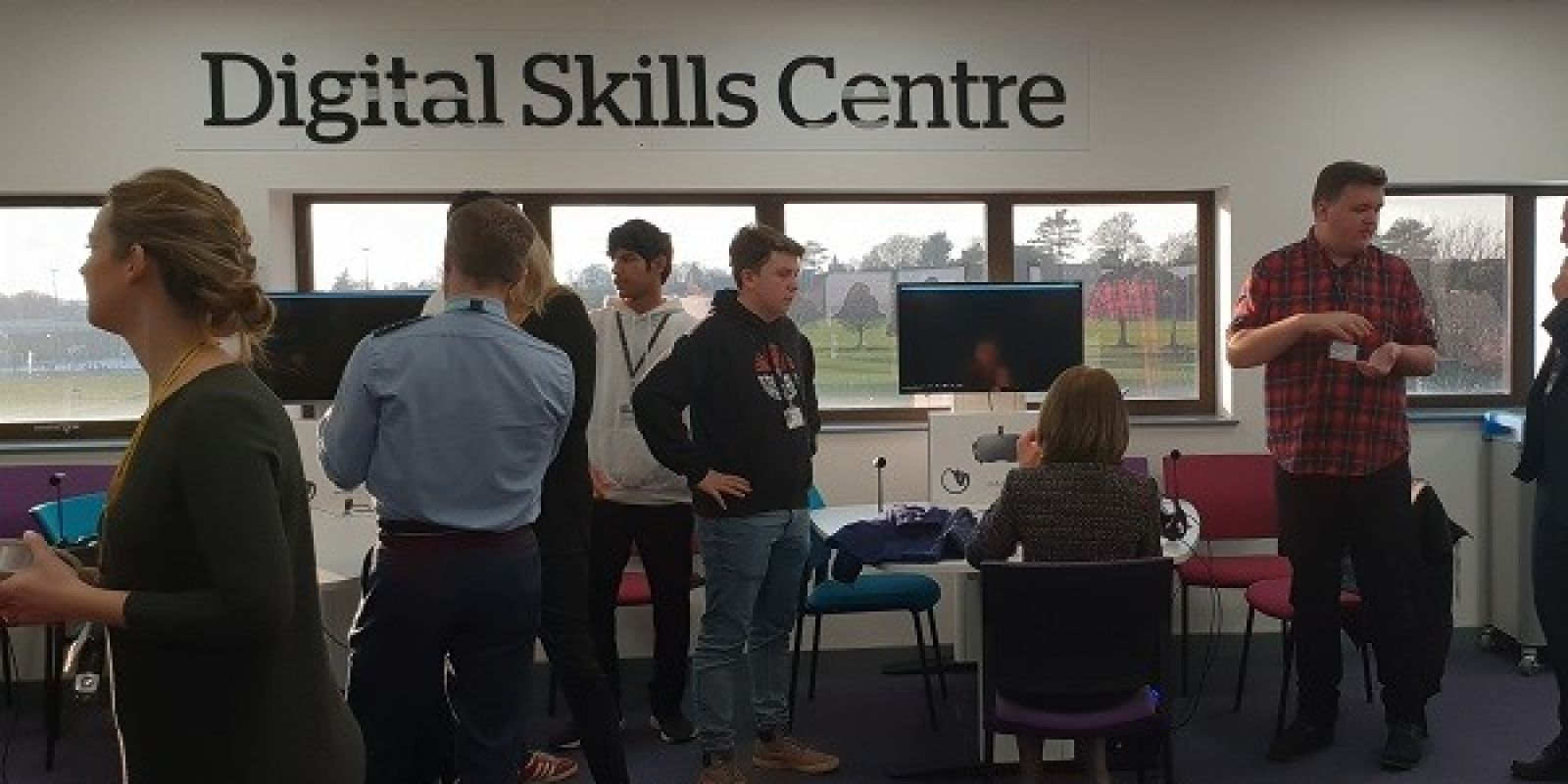 Digital Skills Centre, Stamford 2