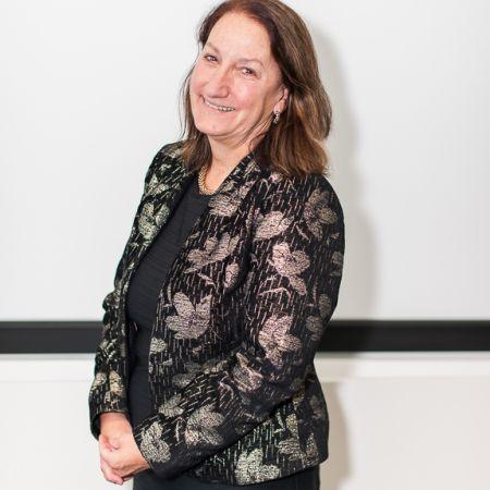 Professor Mary Stuart profile shot