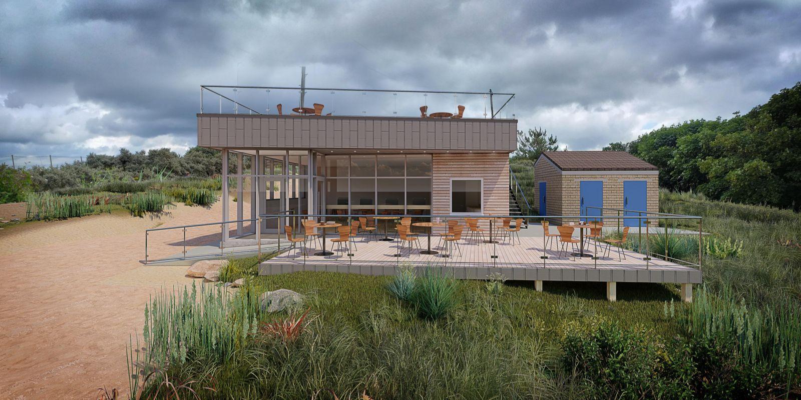 Huttoft Boatshed Cafe 3
