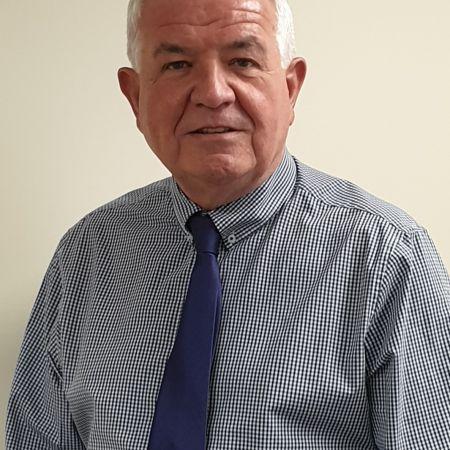 Ian Warsap profile shot