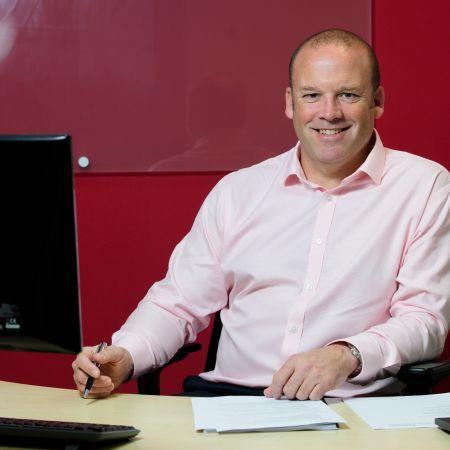 James Truscott profile shot
