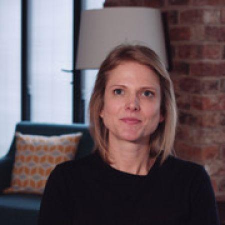 JOANNE METCALF profile shot