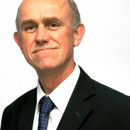 Paul Taylor profile shot