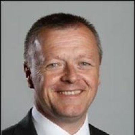 Steve Middlebrough profile shot
