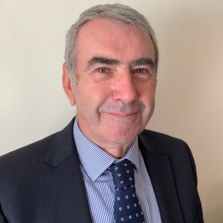 Richard Priestley profile shot