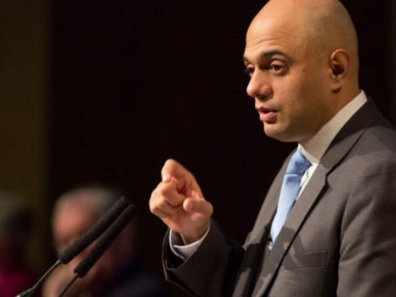 Sajid Javid at Midlands engine conference