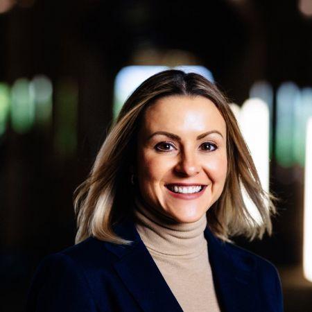 Sarah Louise Fairburn (Deputy Chair) profile shot