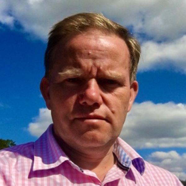 William Burgess profile shot