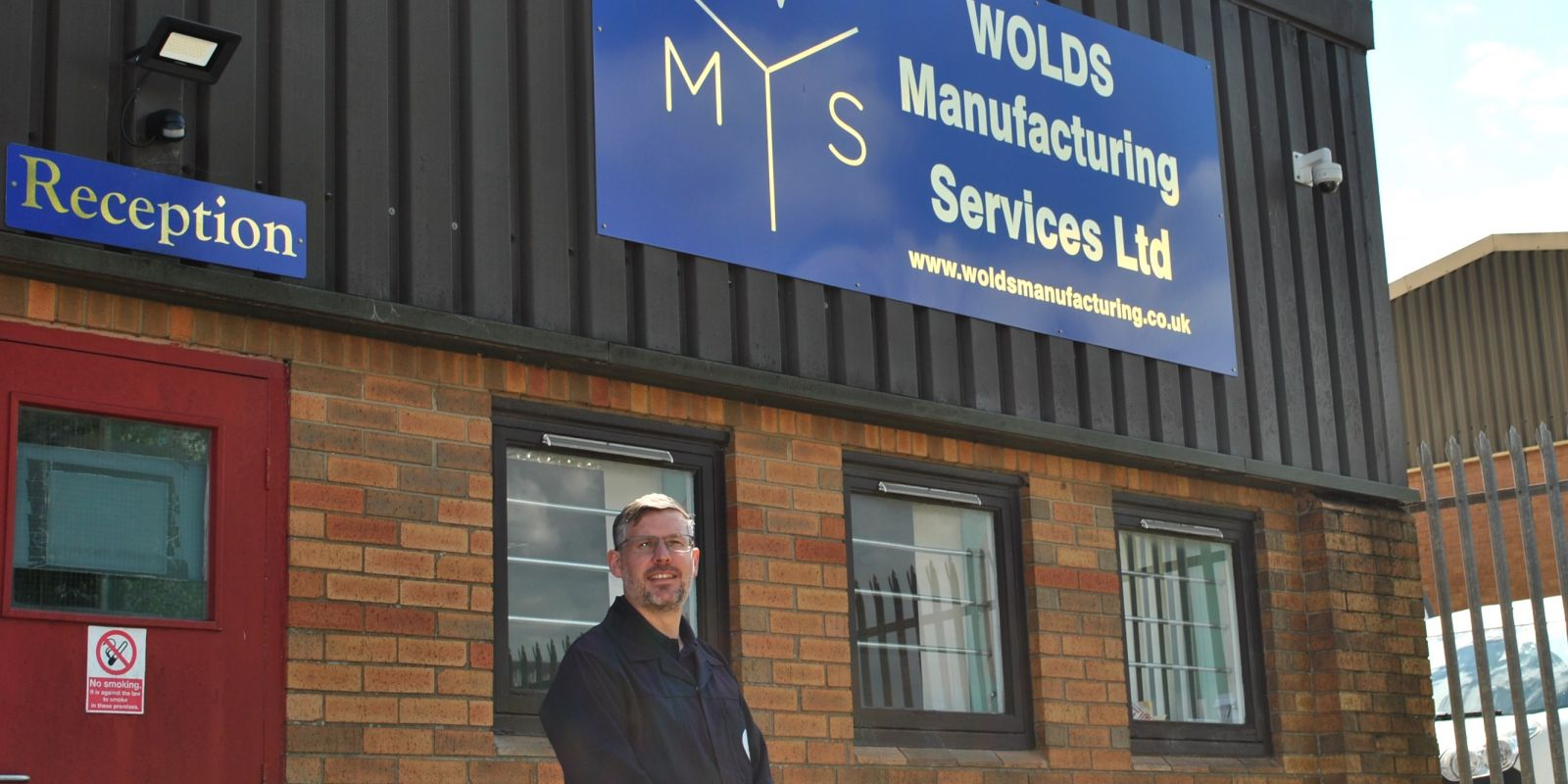 Wayne Baker MD Wolds Manufacturing
