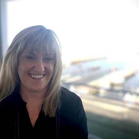 Yvonne Adam profile shot