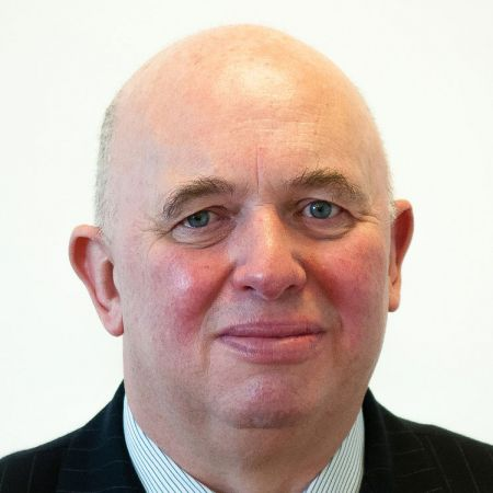 Cllr Colin Davie profile shot