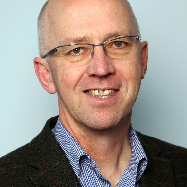 Cllr Craig Leyland profile shot