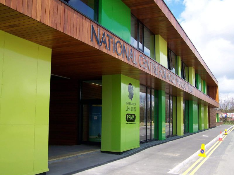National Centre for Food Manufacturing