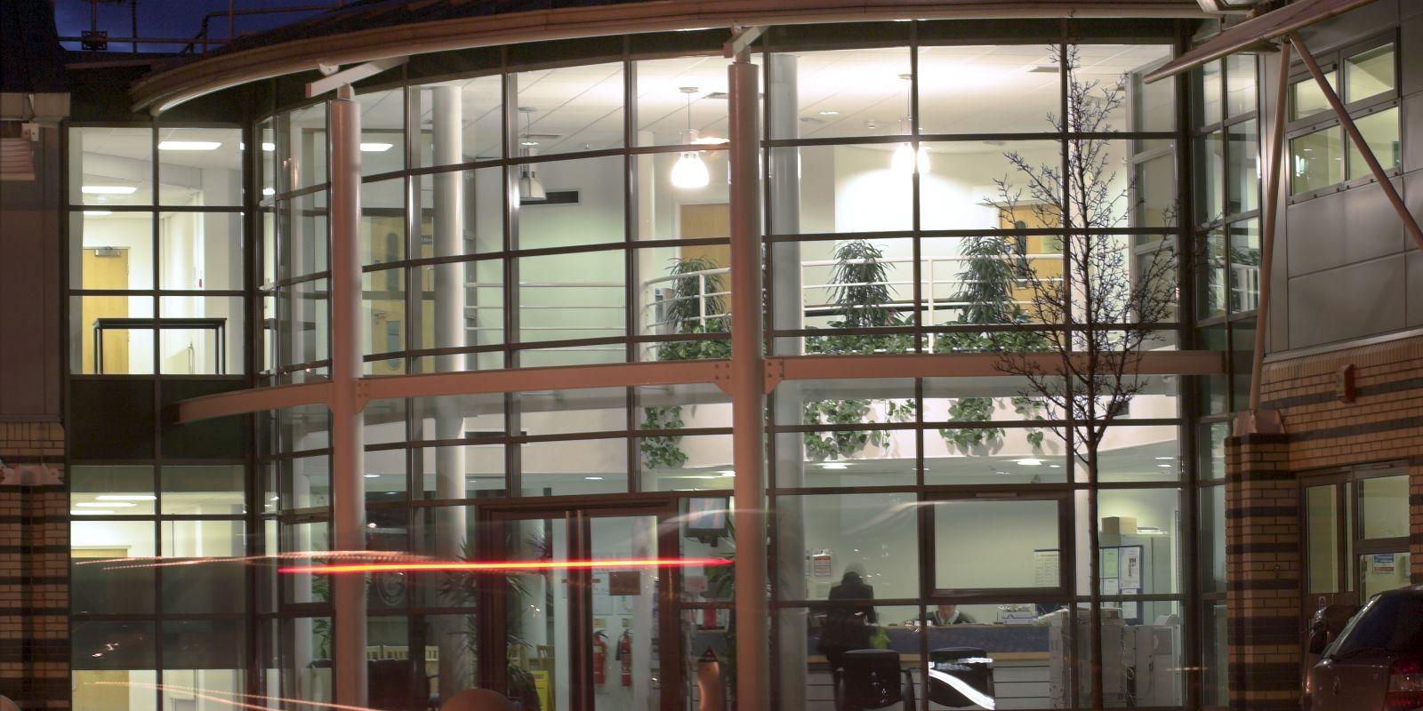 Innovate building