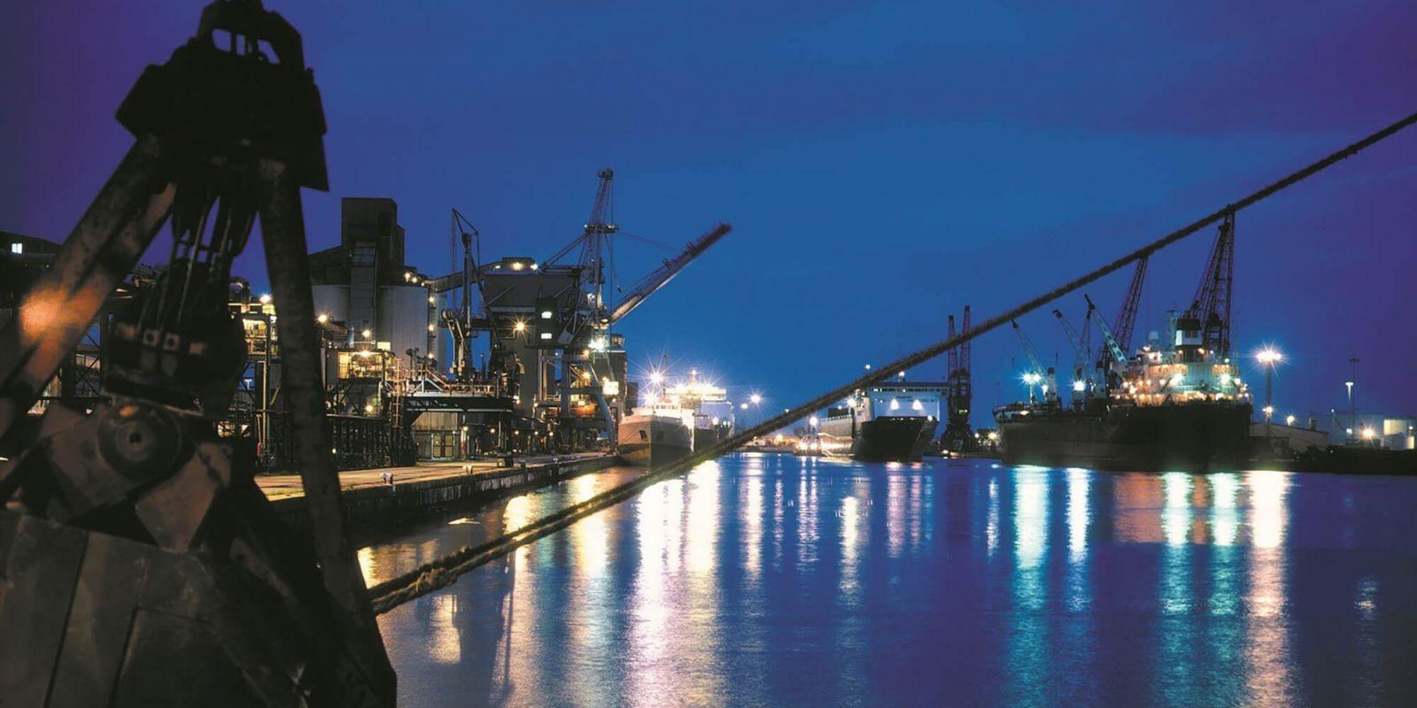 Humber docks